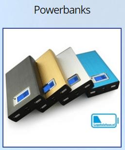 legetelefoon - Power bank
