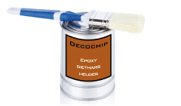 decochip - epoxy coating