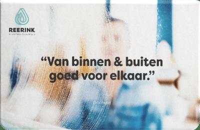 Zoekt u iemand voor de schoonmaak in Enschede?